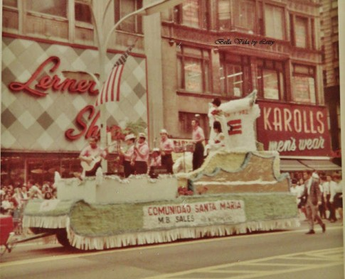Chicago's Puerto Rican Day Parade in the 60's