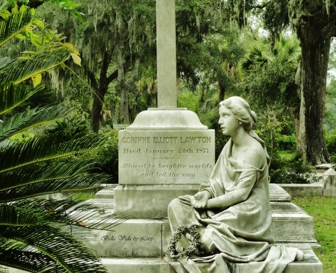 Road Trip: Bonaventure Cemetery in Savannah Georgia