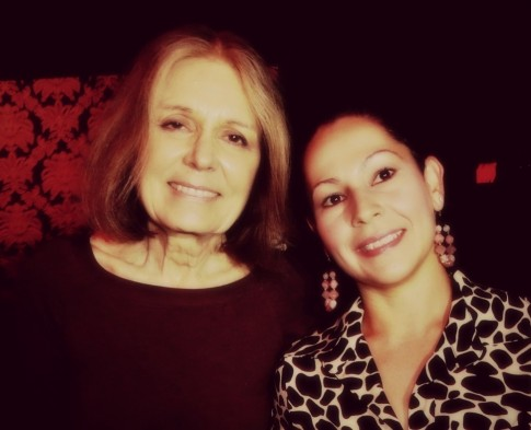 Feminism Today: Meeting Gloria Steinem