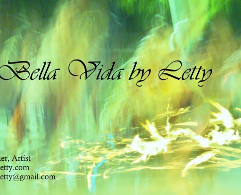 Welcome to BellaVidabyLetty.com ~ Top Reasons to Own A Domain