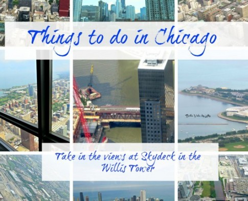 Things to do in Chicago Take in the Willis Tower Views