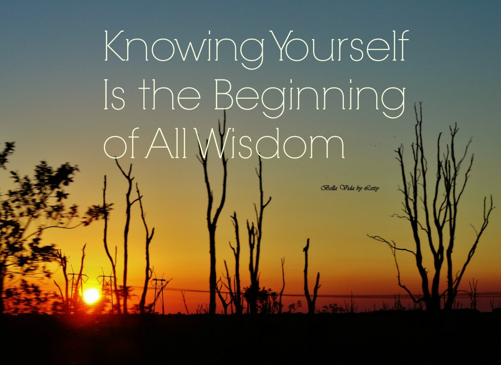 as awareness discovering essay leader self yourself Self awareness and the effective leader self-awareness is being conscious of what diminishing our effectiveness as leaders if you're honest with yourself.