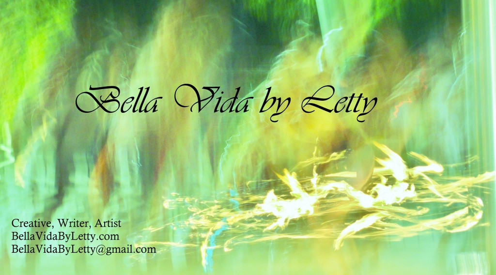 Bella Vida by Letty