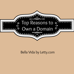 Top Reasons to Own a Domain