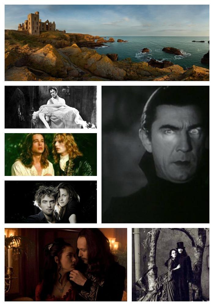 Vampire 2 Collage