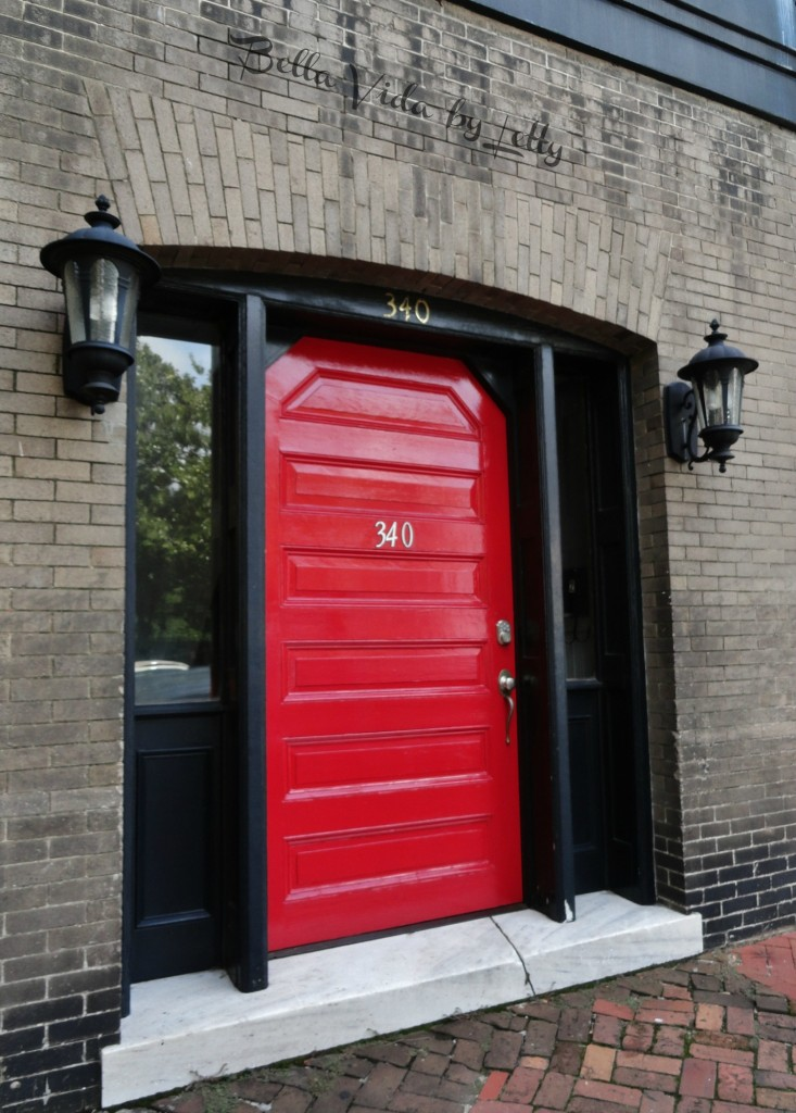 Doors of Savannah's Historic District
