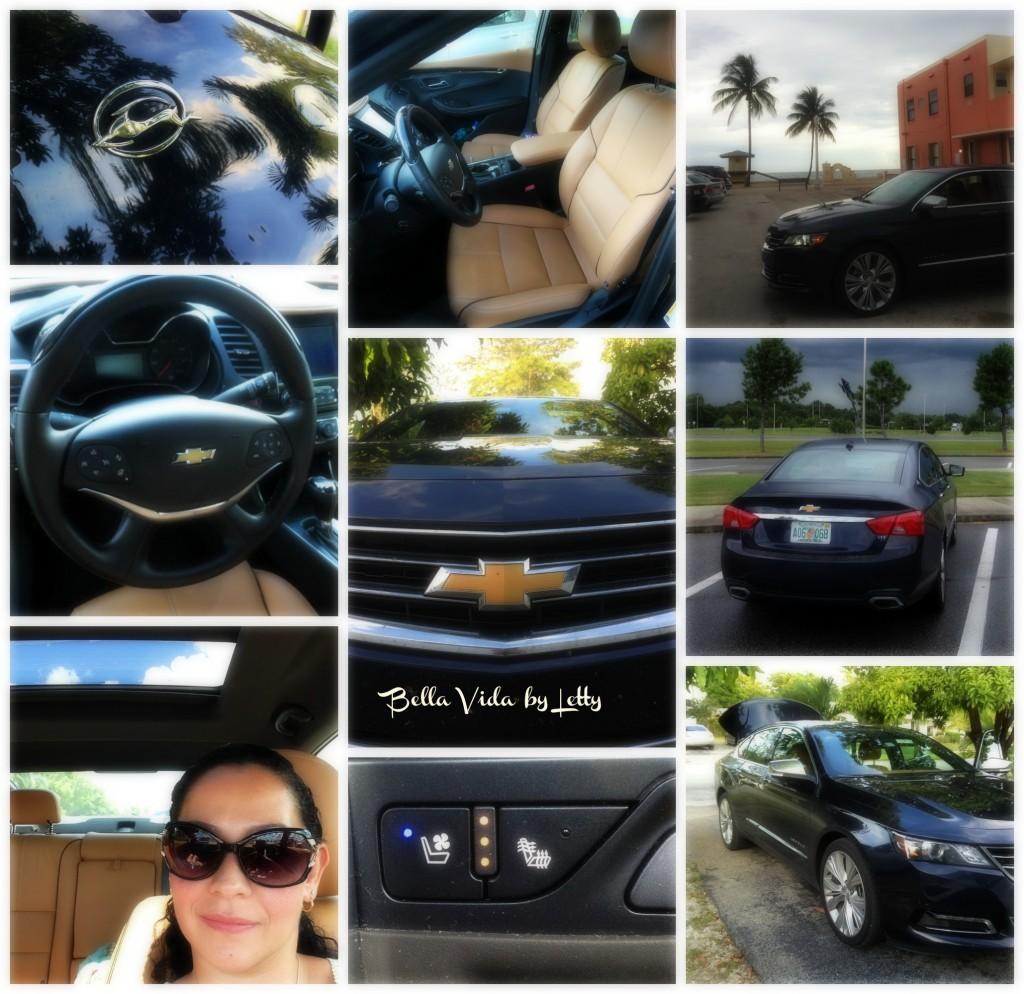 2014 Chevrolet Impala road trip