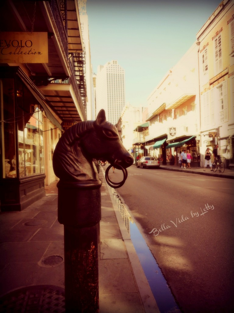 horse tie french quarter