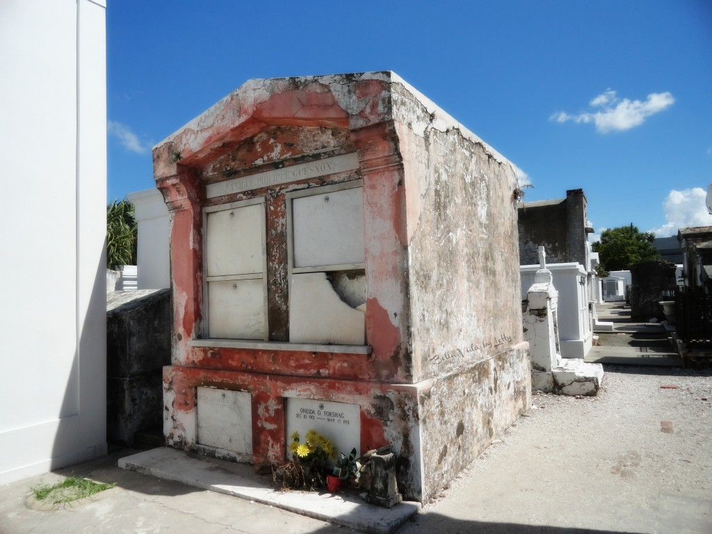St. Louis Cemetery Number One
