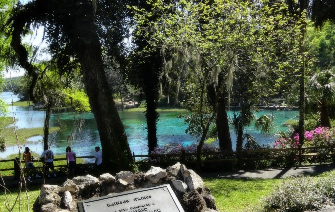 Rainbow Springs Florida State Park