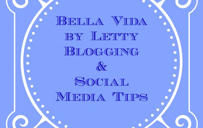 BVBL Blogging Tips