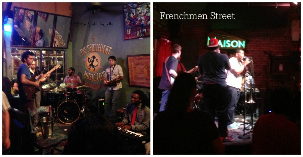 Frenchmen Street French Quarter