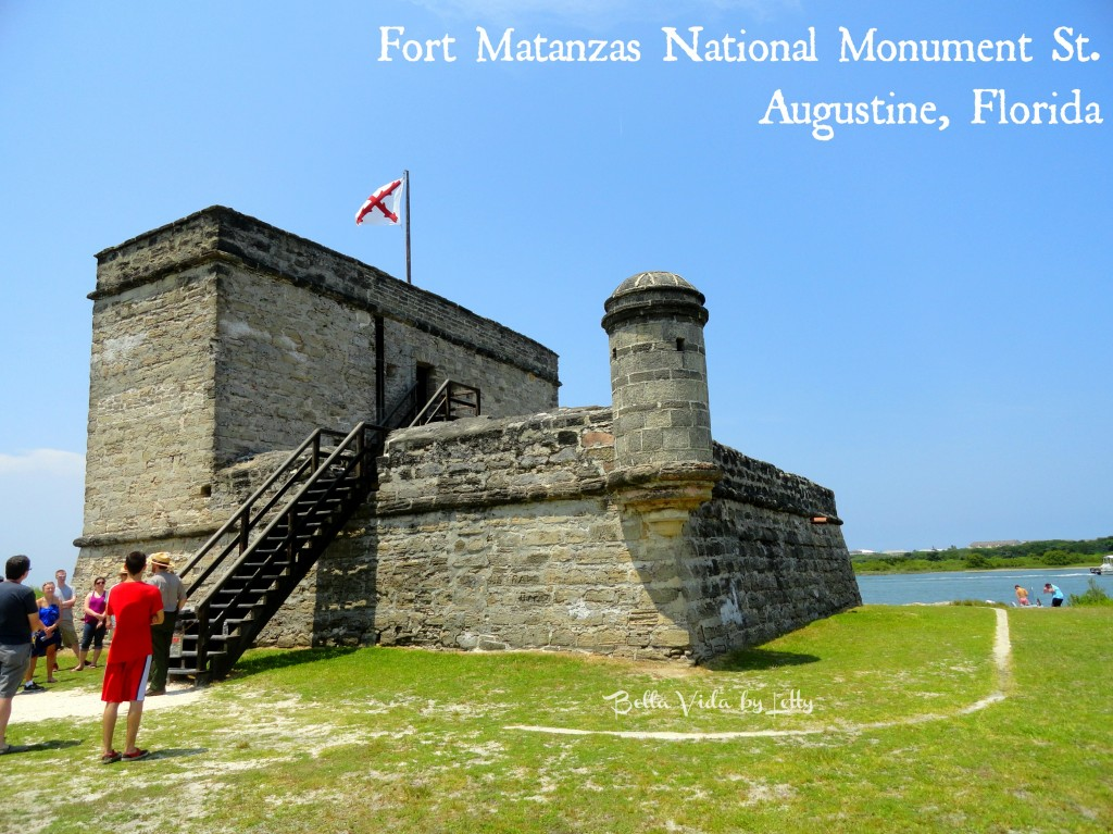 Fort Matanzas National Monument St. Augustine, Florida