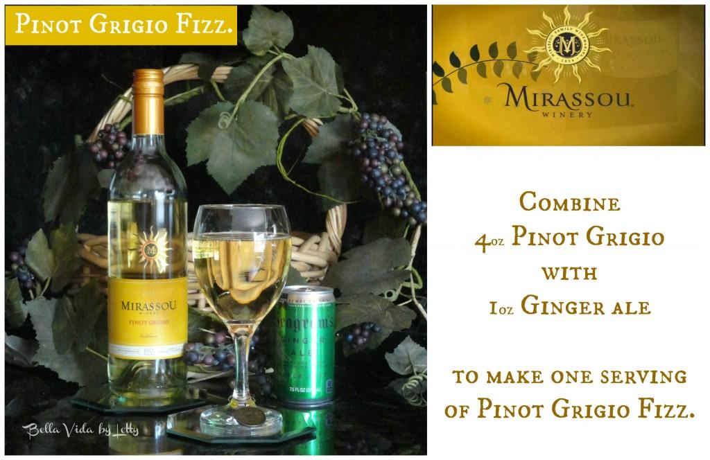 Pinot Grigio Fizz