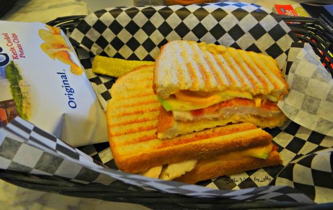 a sandwich in Sandwich MA