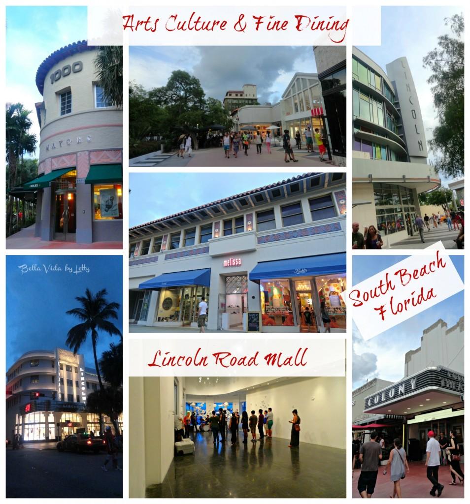 Lincoln Road Mall South Beach
