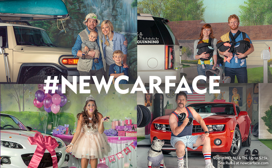 #newcarface Social Image 1