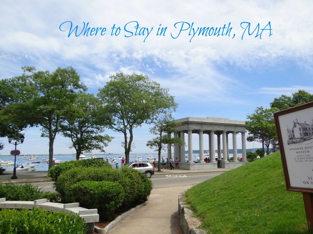 where to stay in Plymouth MA