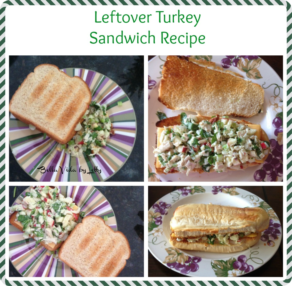 Leftover turkey recipes