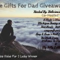 Gifts For Dad Giveaway
