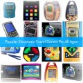 Popular Electronic Travel Games For All Ages