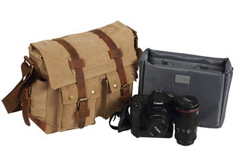 camera bag travel gift idea