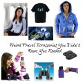 Weird Travel Accessories You Didn't Know You Needed