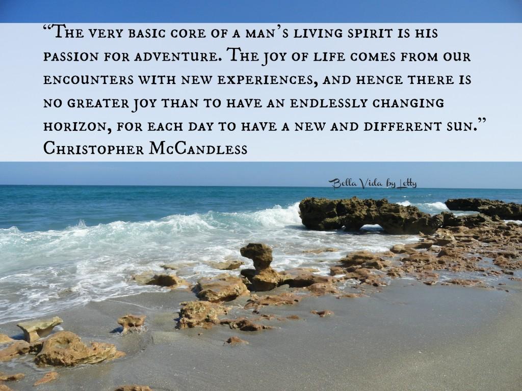 changing horizon