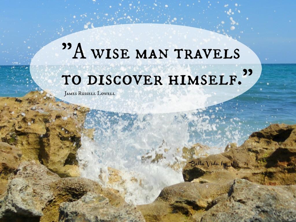 wise traveler