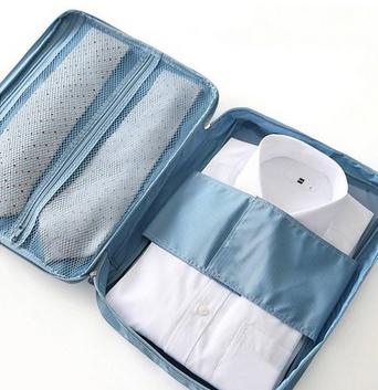 tie shirt organizer