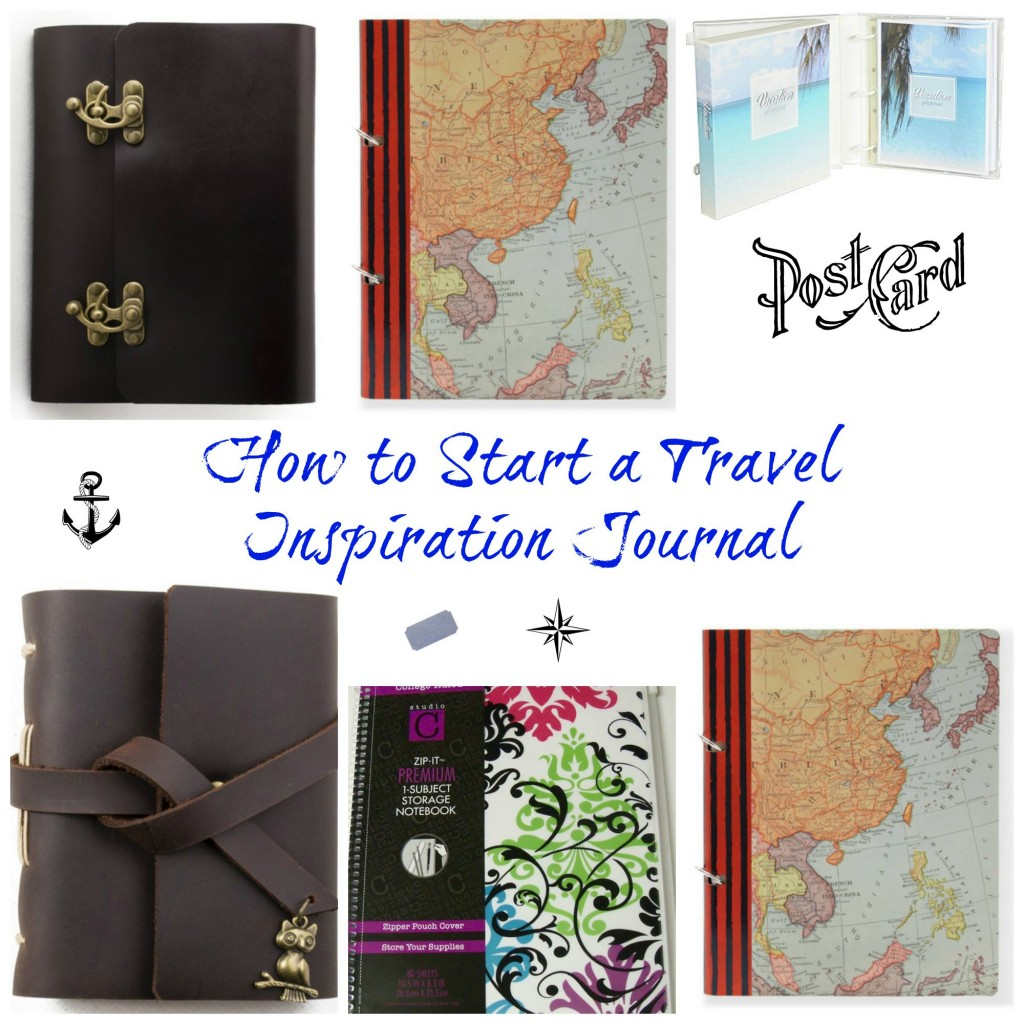 How to Start a Travel Inspiration Journal