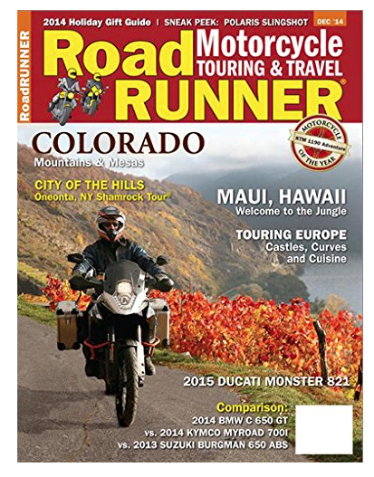 road runner travel magazine