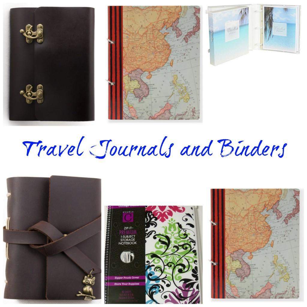 journals binders
