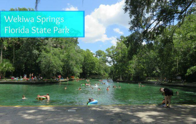 Wekiwa springs florida state park