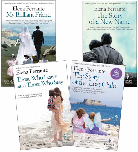 My Brilliant Friend Neapolitan Novels