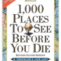 1000 Places to see before you die