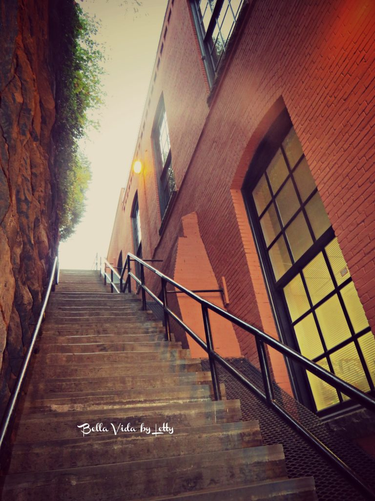 the exorcist steps